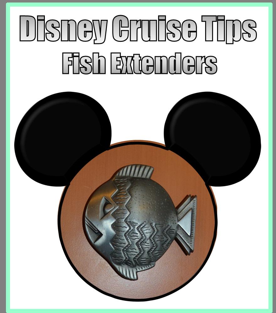 Disney cruise fish extenders mwod for Disney fish extender
